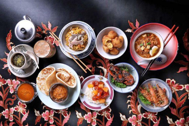غذای سنگاپور