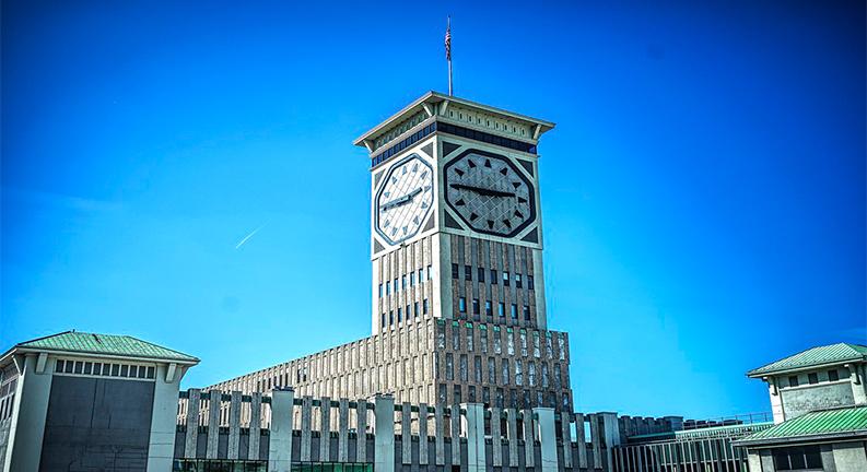 برج ساعت آلن بردلی