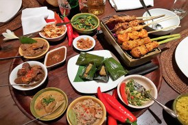 معروف ترین رستوران های حلال سنگاپور