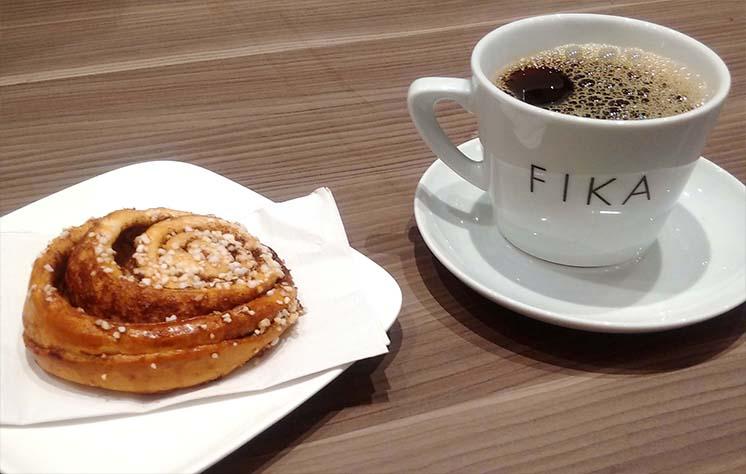 کافه رستوران فیکا