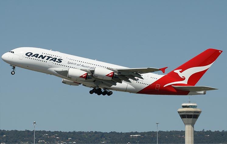 طولانی ترین پرواز نیویورک سیدنی