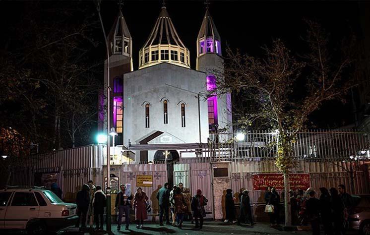 کلیسای کریمخان