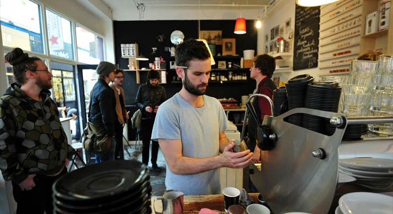 قهوه های لندن