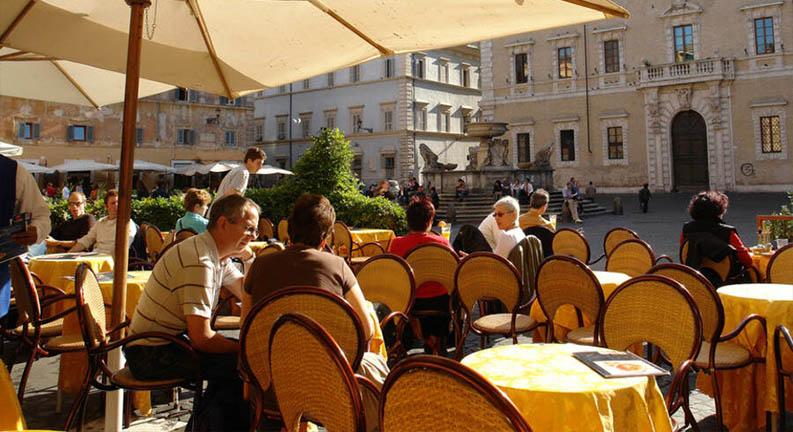 قهوه های رم
