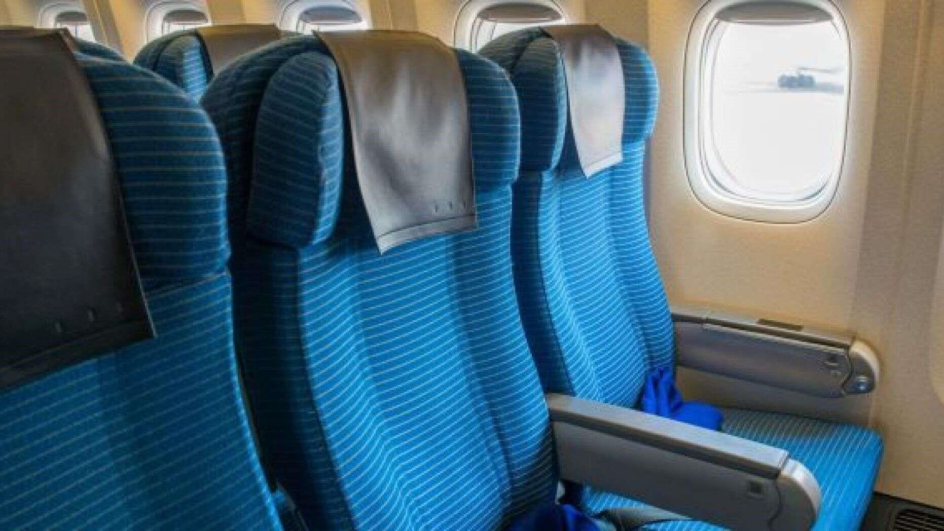 میکروب های داخل هواپیما