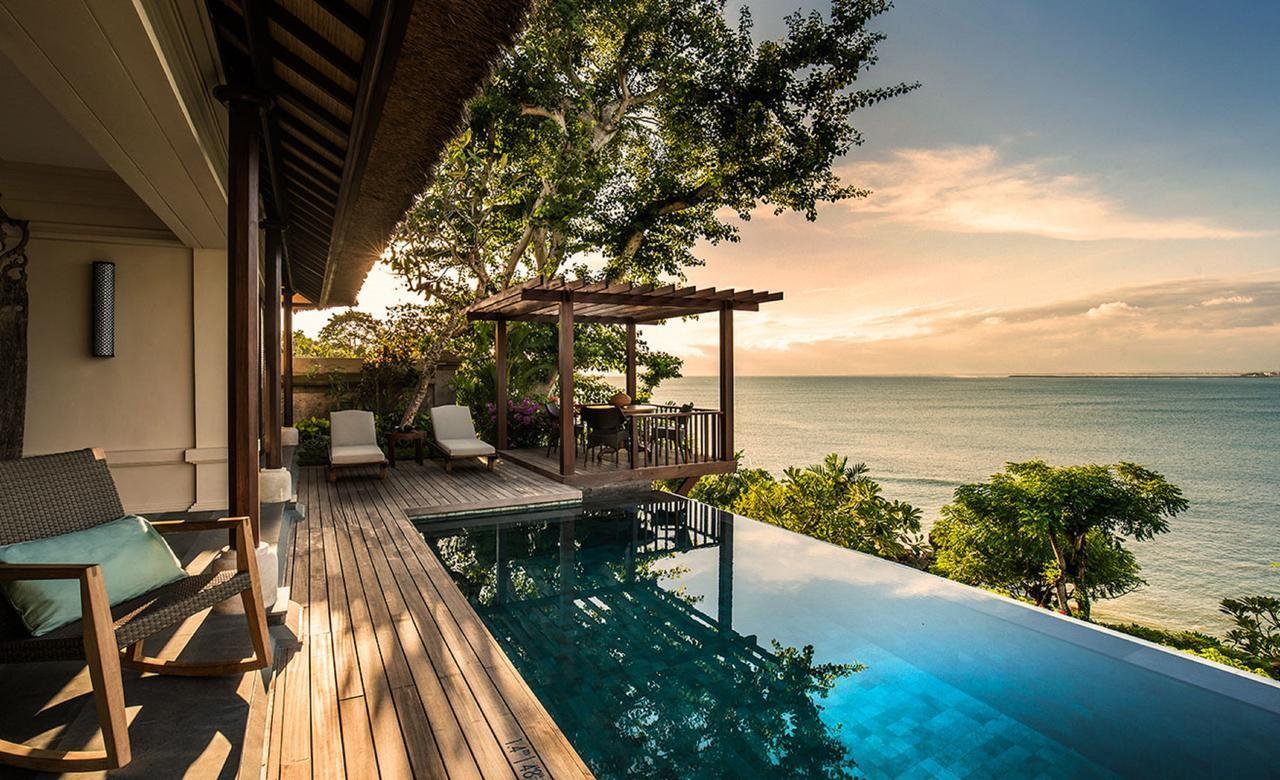 آشنایی با هتل 5 ستاره فورسیزن ریزورت در جیمباران بالی